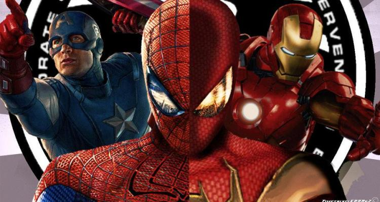 amazing spiderman civil war