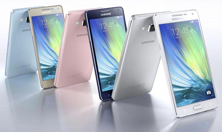 Samsung Galaxy A3, A5-02