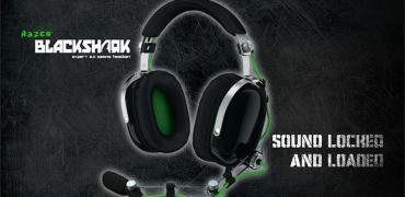 Razer BlackShark Headset - Header