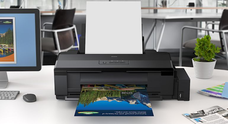 Epson L1800 A3 Photo Printer Review