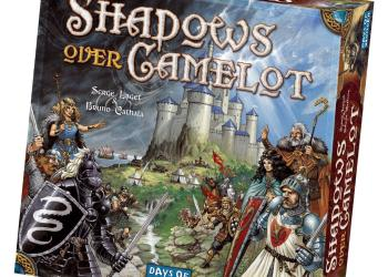 Shadows Over Camelot Board Game Review