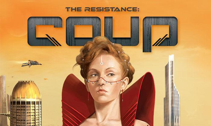 Coup Card Game Review