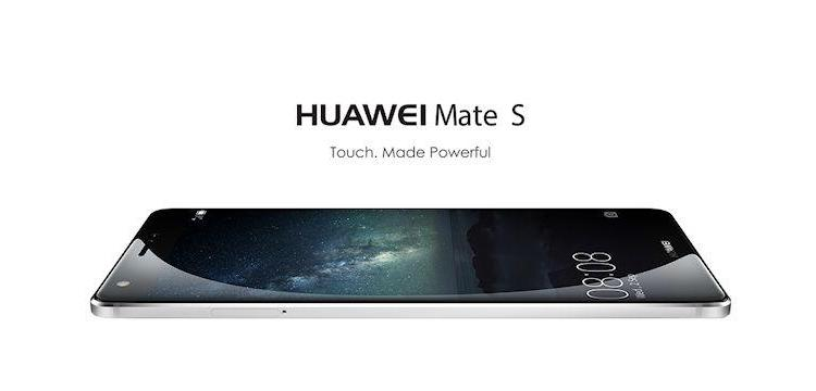 Huawei Launches Mate S and MediaPad M2-Header
