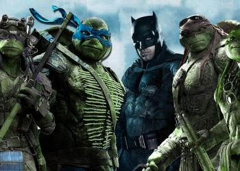 The TMNT Batman Crossover Fan Trailer You Wish Was Real