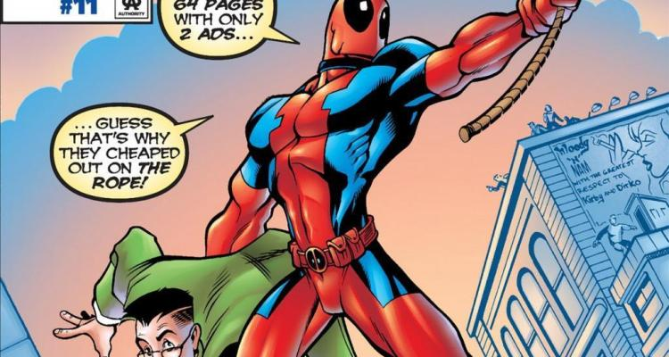 Deadpool - With Great Power Comes Great Coincidence