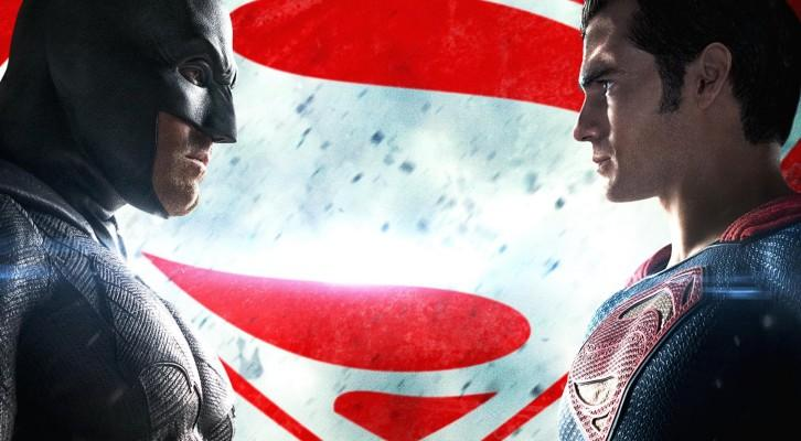 Batman v Superman - 4DX  Movie Review