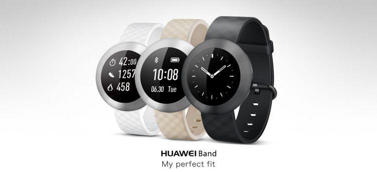 Huawei Band-Header