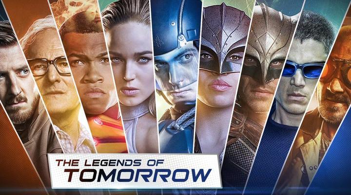 Legends of Tomorrow TV series