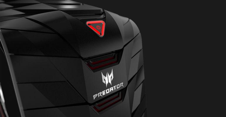 Acer Predator G6-05
