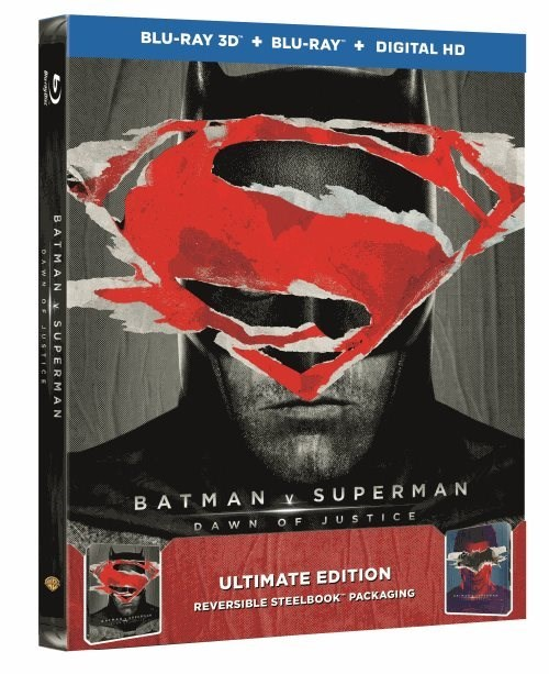 Batman v Superman Ultimate Cut Blu-ray Art And Special Features Revealed 3