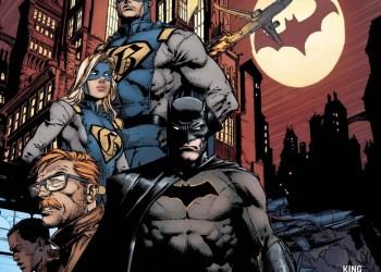 Batman#1 comic book review