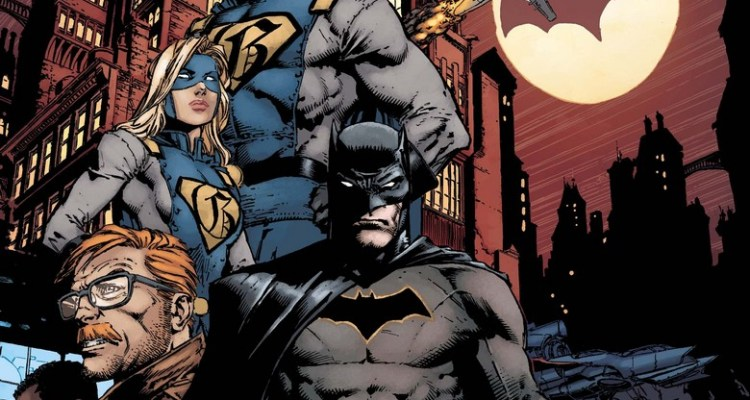 Batman#1 comic book review