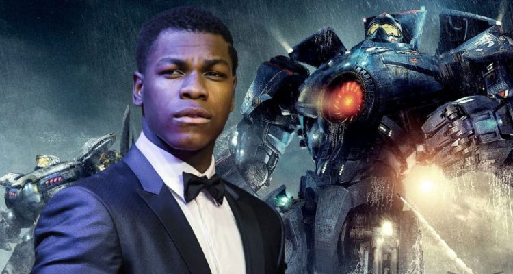 JOHN BOYEGA TO STAR IN PACIFIC RIM 2