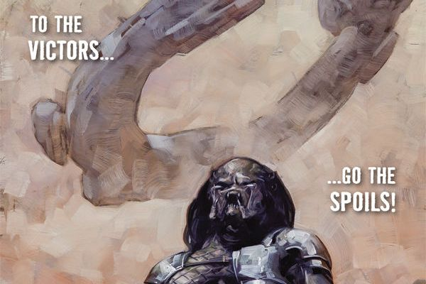 Predator: Life and Death #4