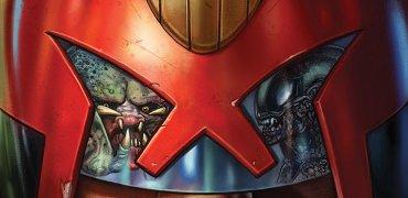 Predator vs Judge Dredd vs Aliens