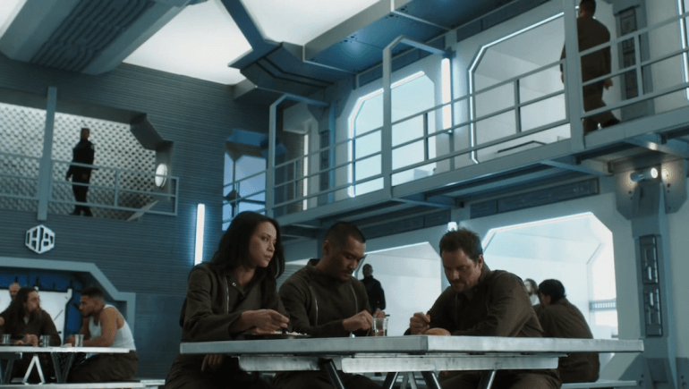 Dark Matter 2x01 – Welcome To Your New Home