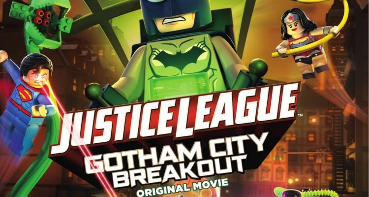 Lego DC Comics Super Heroes: Justice League: Gotham City Breakout - Movie Review