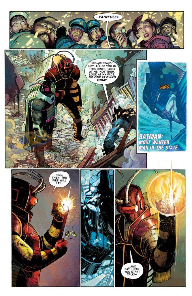 All-Star Batman #1 - Comic Book Review