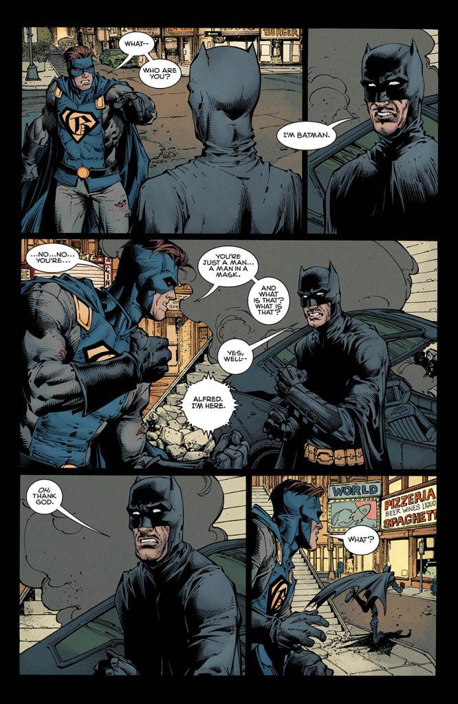 Batman #5 - Comic Book Review