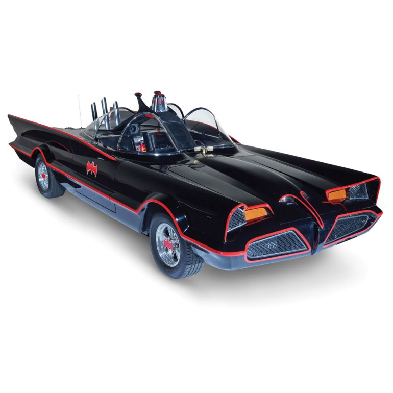 Batmobile sucks