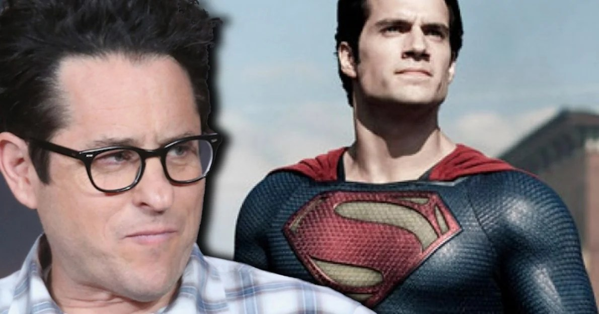 J.J. Abrams Is Rumoured To Direct Man of Steel 2