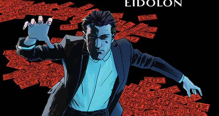 James Bond #8: Eidolon Part 2 - Comic Book Review