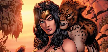 Wonder Woman #3 comic book review