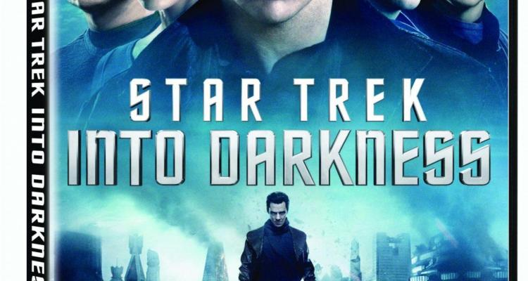 Star Trek - Into Darkness DVD