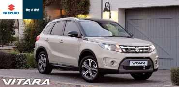 Suzuki Vitara GL+ - Header2