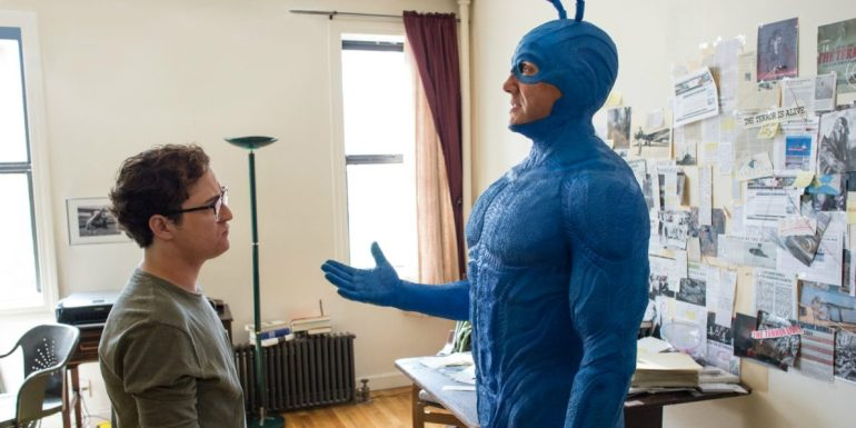 The Tick 2016 pilot review