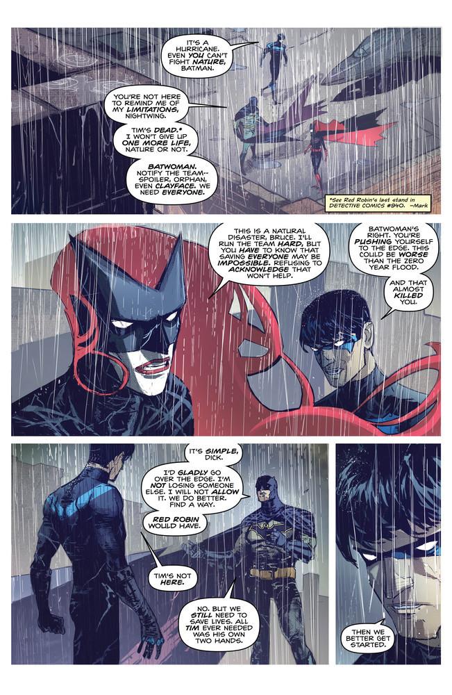 Batman #7 - comic book review