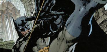 batman hush part 1 dc graphic novel collection