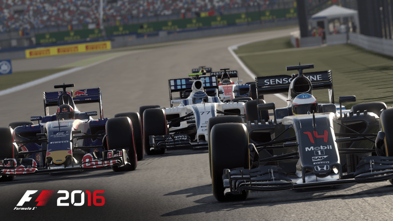 f1 2016 - game review