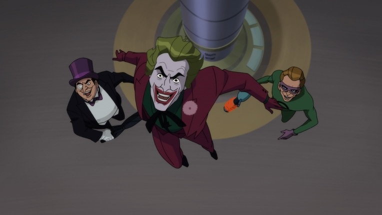 Batman: Return of the Caped Crusaders – Movie Review
