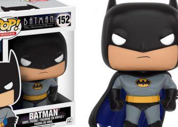 Batman: The Animated Series Pops