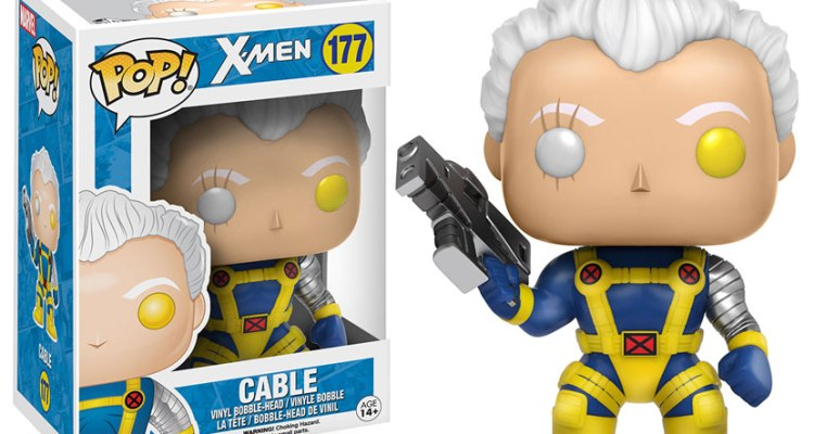 Classic 90s X-Men FUNKO Pops Announced