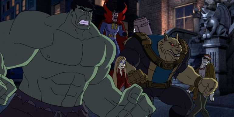 Hulk: Where Monsters Dwell - Movie Review