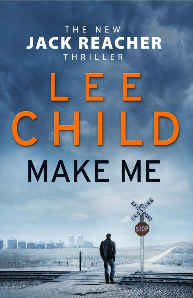 Make Me is the twentieth book in the Jack Reacher series written by Lee Child.