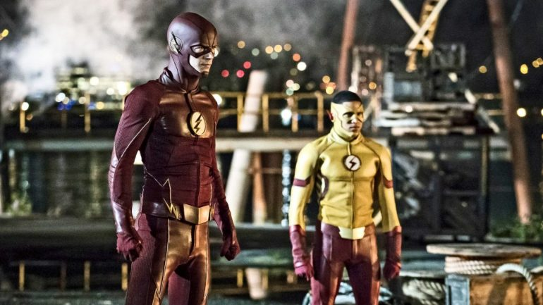 The Flash Flashpoint Questions
