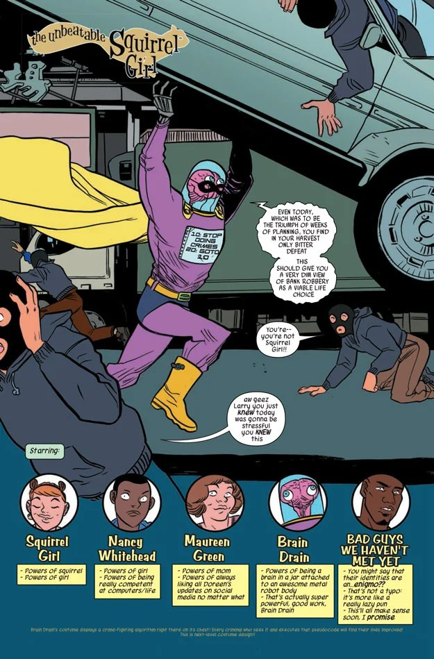 The Unbeatable Squirrel Girl v2 #12 - Comic Book Review