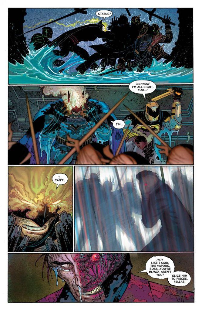 all-star batman #4 comic book-review