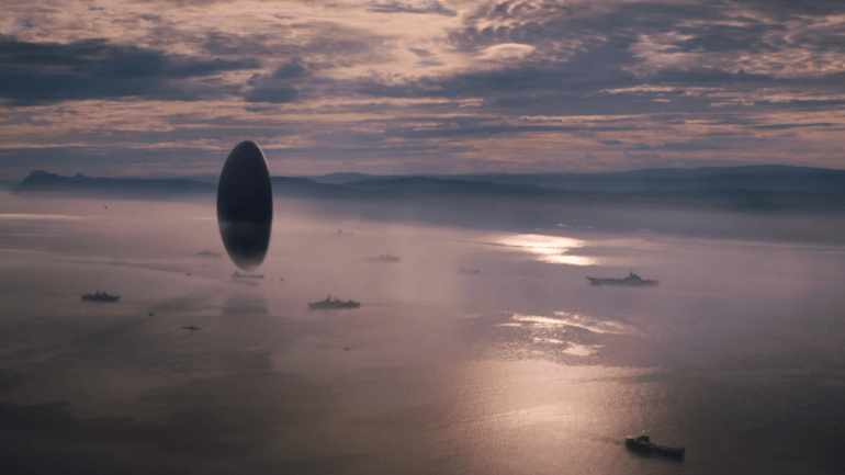 the arrival movie review