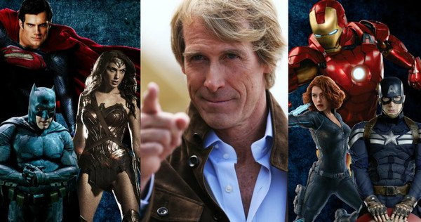 Here Is Why Michael Bay Will Never Direct A DC or Marvel Movie