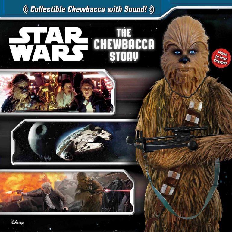The Chewbacca Story #GoRogueSA