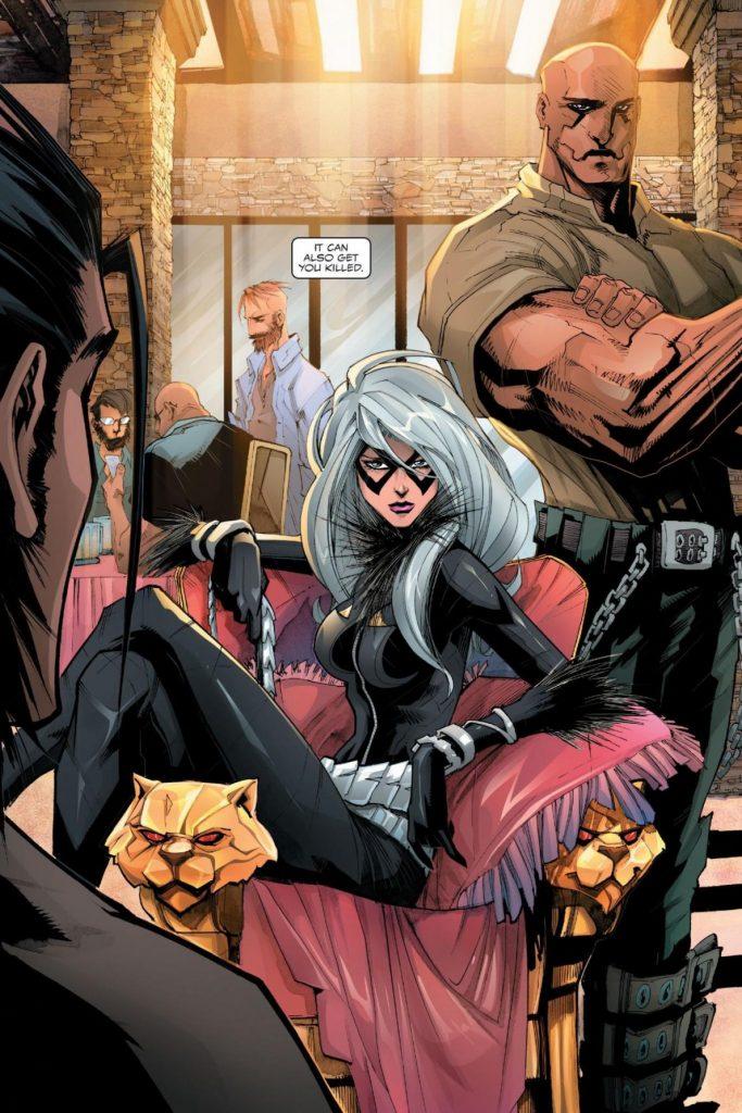 Venom #2 comic book review