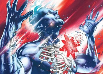 Could Captain Atom be the key to unlocking DC's Rebirth?
