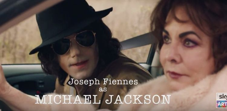 Joseph Fiennes as Michael Jackson