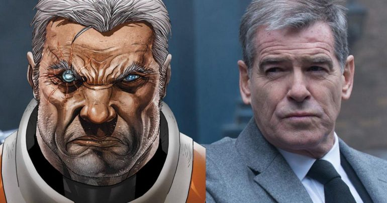 pierce brosnan as cable