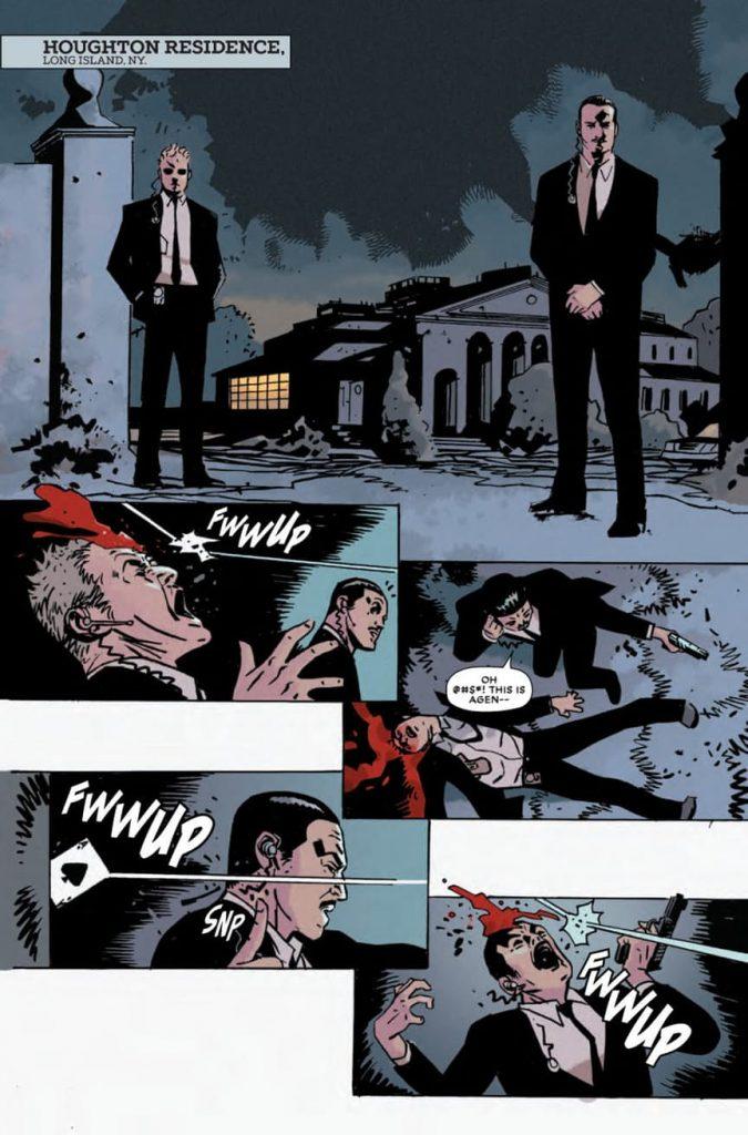 Bullseye #1 Comic Book Review
