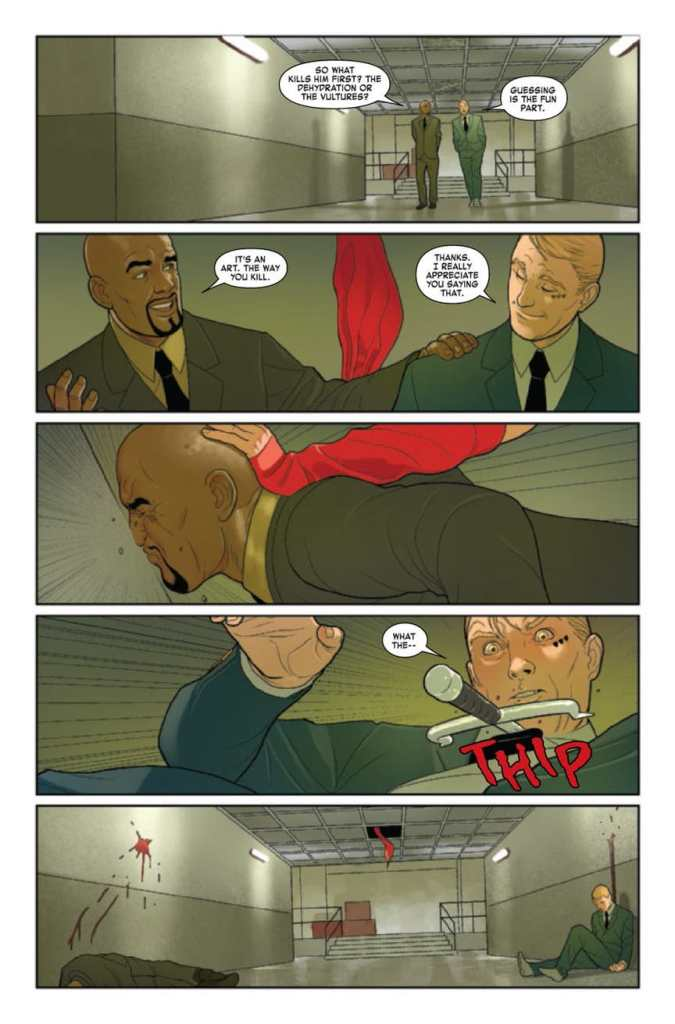 Elektra #1 Comic Book Review